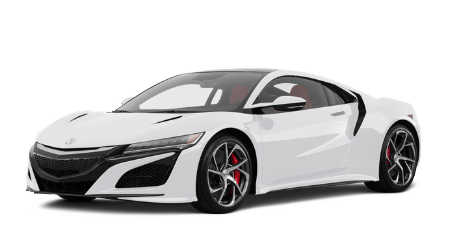 Stock Photo of 2017 Acura NSX