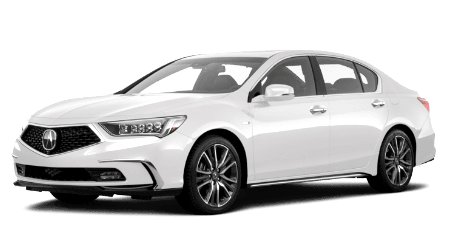 New Acura RLX