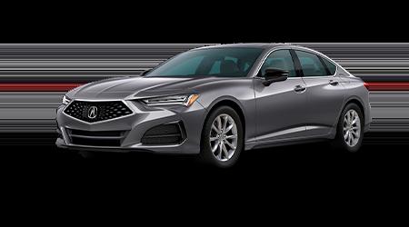 New Acura TLX