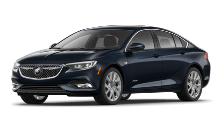 Stock Photo of 2016 Buick Regal