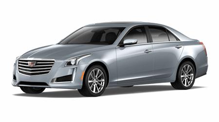 New Cadillac CTS
