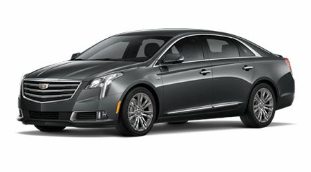 New Cadillac XTS