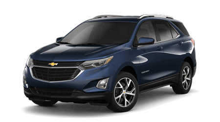 Stock Photo of Chevrolet Equinox