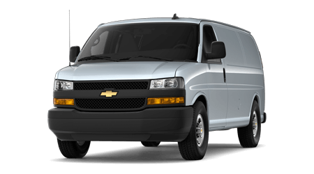 New Chevrolet Express