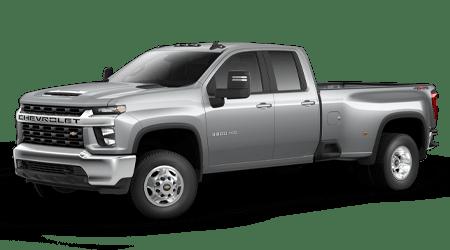 New Chevrolet Silverado 3500