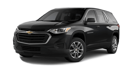 Stock Photo of Chevrolet Traverse
