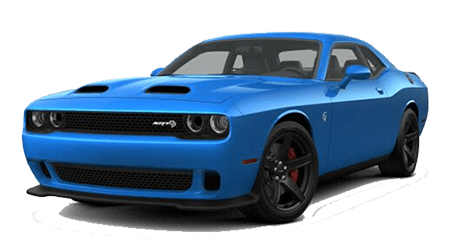 Stock Photo of 2016 Dodge Challenger