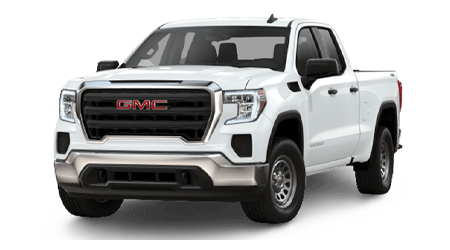 New GMC Sierra 1500 Double Cab