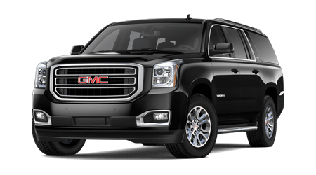 New GMC Yukon