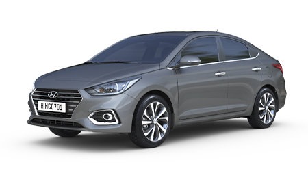 Stock Photo of 2016 Hyundai Accent