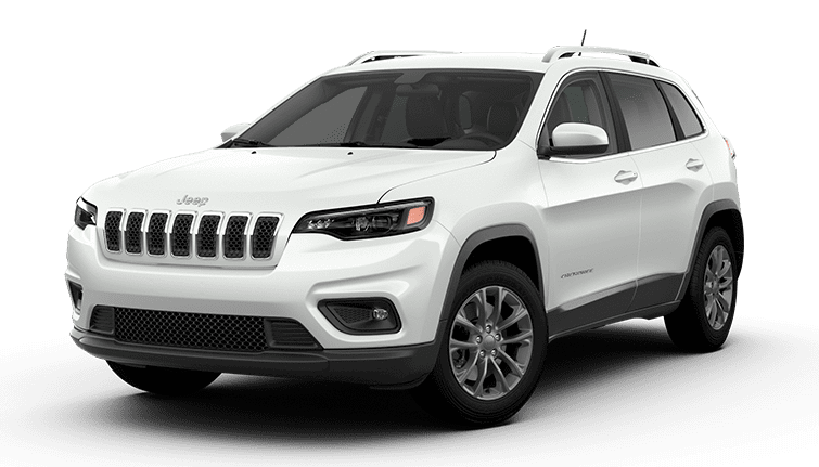 Stock Photo of 2016 Jeep Cherokee