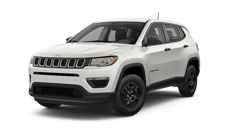 Stock Photo of 2016 Jeep Compass