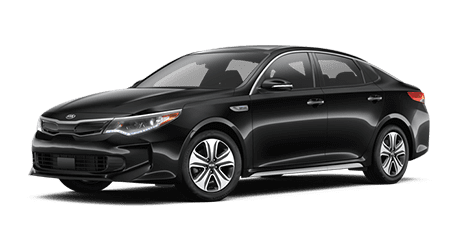 New Kia Optima Hybrid