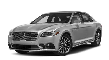 New Lincoln Continental
