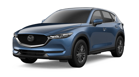 Stock Photo of 2016 Mazda CX-5