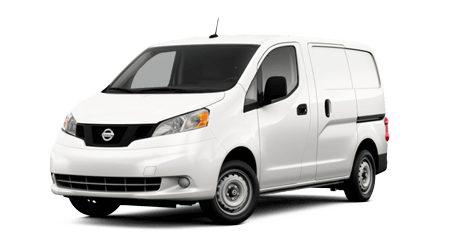 New nissan NV