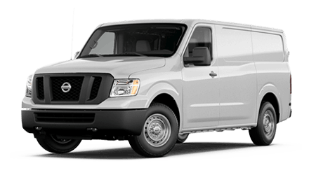 Get More Done in Newark, CA with the 2019 Nissan NV2500 HD Cargo