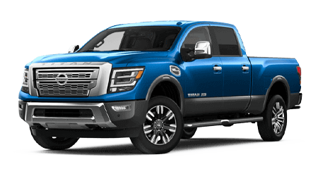 Feel the Power of the 2019 Nissan Titan XD Crew Cab Pickup Truck