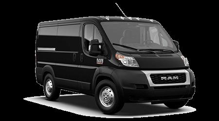 New Ram Cargo Van