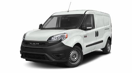 Ram Cargo Van
