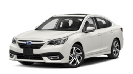 New Subaru Legacy