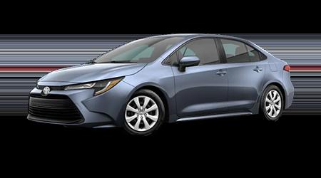 New 2021 Corolla