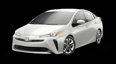 New Toyota Prius C