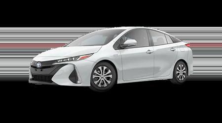 New 2020 Prius Prime