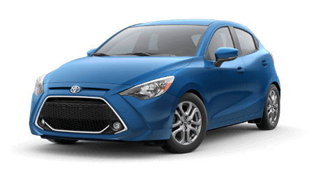 New 2020 Yaris Hatchback